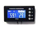 Hygrostat/Thermometer HT-24