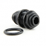 Value 3/8 inch Bulkhead with O-Ring
